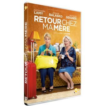 Retour chez ma mère DVD