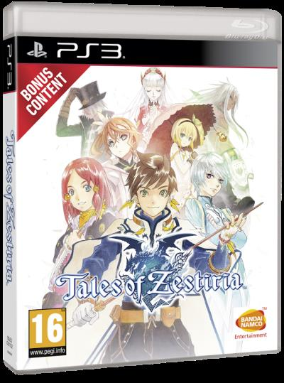 Tales of Zestiria PS3 - PlayStation 3