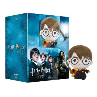 Harry PotterCoffret Harry Potter L'intégrale DVD