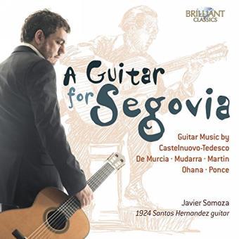 GUITAR FOR SEGOVIA