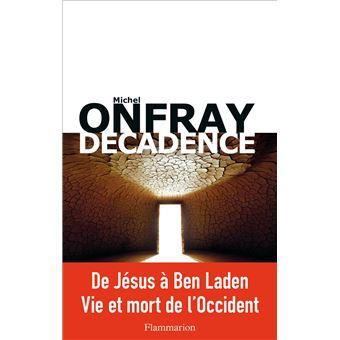 Brève encyclopédie du mondeDécadence