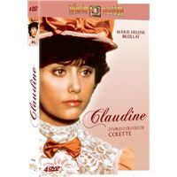 Coffret Claudine L'intégrale DVD