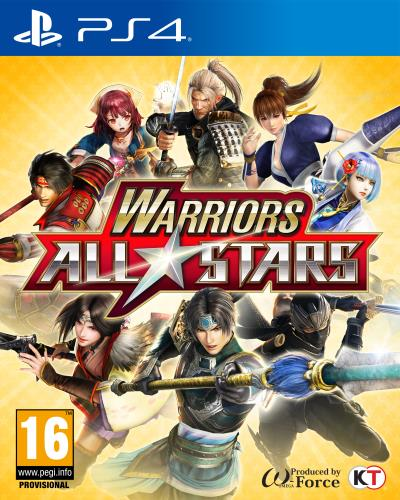 Warriors All Stars PS4