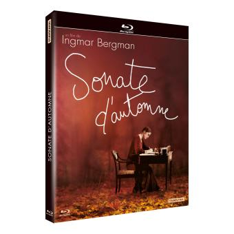 Sonate d'automne Edition Collector Blu-Ray