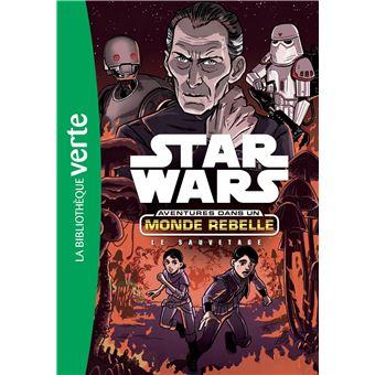 Star WarsAventures dans un monde rebelle