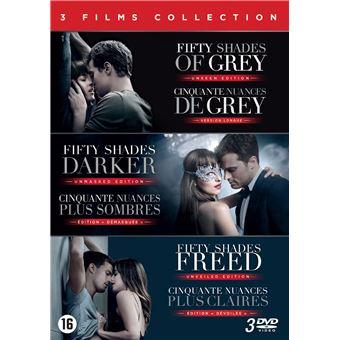 Fifty shades trilogy-BIL