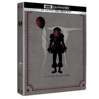 Ça Chapitres 1 et 2 Steelbook Blu-ray 4K Ultra HD
