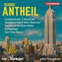 George Antheil: Symphonies Nos 3 & 6 - CD