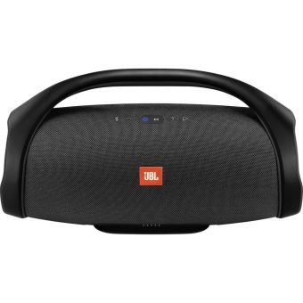 enceinte bluetooth portable jbl boombox noire mini. Black Bedroom Furniture Sets. Home Design Ideas