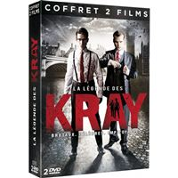 Coffret La Légende des Kray 2 Films DVD
