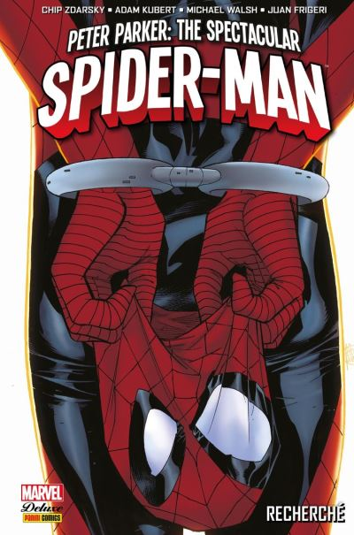Peter Parker : The Spectacular Spider-Man (2017) T01 - Recherché - 9782809484199 - 21,99 €