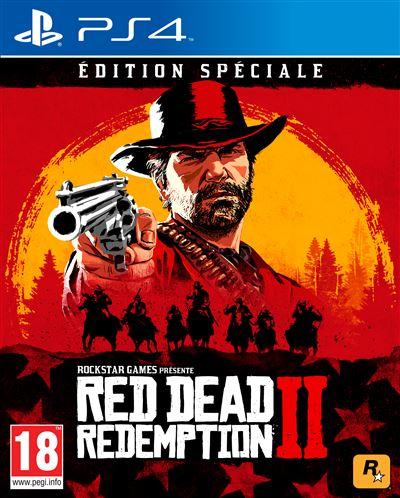 Red Dead Redemption 2 Édition Spéciale PS4