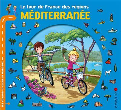 Le tour de France des régions, Méditerranée