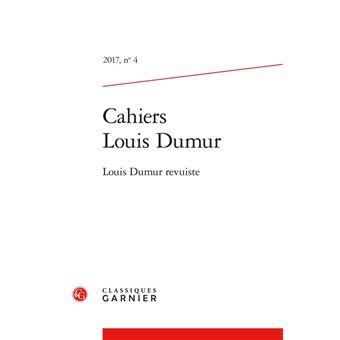 Louis Dumur revuiste