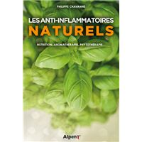 Les anti-inflammatoires naturels
