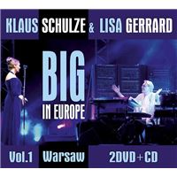 Big in europe.. -cddvd- (3cd) (imp)