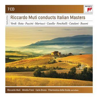 CONDUCTS ITALIAN MASTERS/7CD