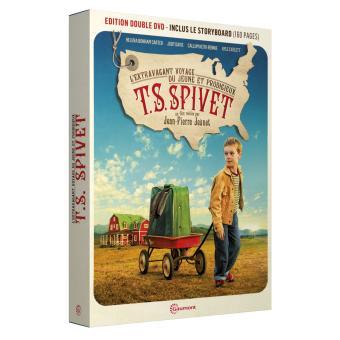 L'extravagant voyage du jeune et prodigieux T.S. Spivet Edition Collector DVD