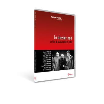 Le dossier noir DVD