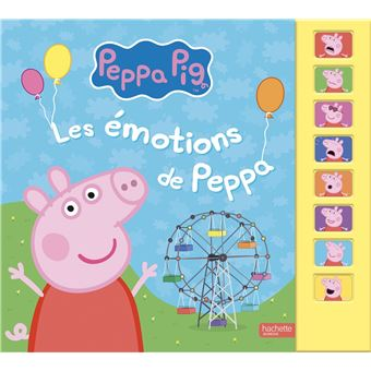 Peppa PigLivre son émotions