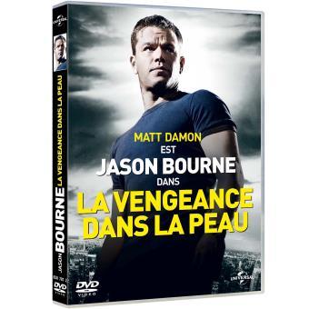 Jason BourneLa Vengeance dans la peau DVD