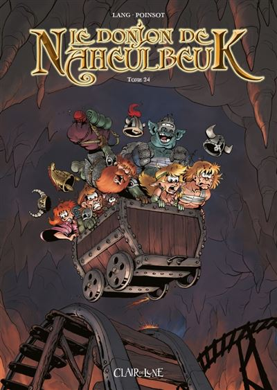 Le Donjon de Naheulbeuk