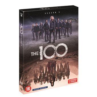 The 100Les 100 Saison 5 DVD