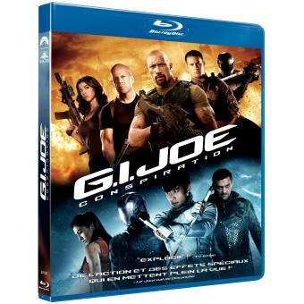 G.I. Joe 2 : Conspiration Blu-Ray