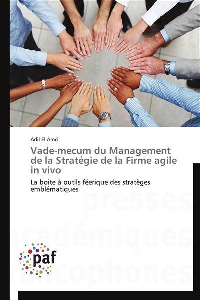 Vade-mecum du management de la stratégie de la firme agile in vivo