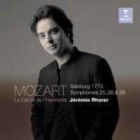 Mozart  Symphonis 25, 26 & 29