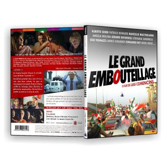 Le Grand embouteillage  DVD