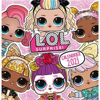 L.O.L. Surprise !   L.O.L. Surprise!   Calendrier 2020 2021