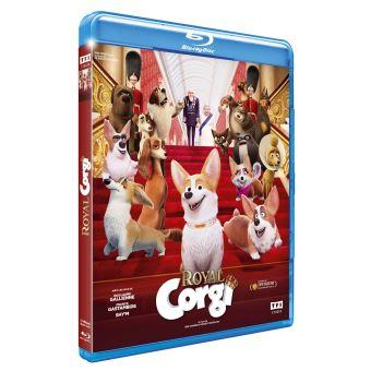 Royal Corgi Blu-ray