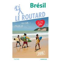 80 Sur Guide Du Routard Bresil 2018 Edition 2018 Broche Collectif Achat Livre Fnac