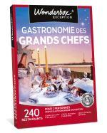 WOND Coffret cadeau Wonderbox Gastronomie des grands Chefs