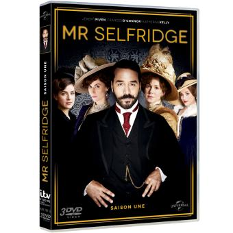 Mr SelfridgeM SELFRIDGE 1-3 DVD-VF