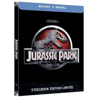 Jurassic ParkJurassic Park Steelbook Blu-ray