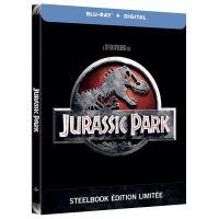 Jurassic Park Steelbook Blu-ray