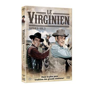Le VirginienLe Virginien Saison 6 Volume 3 DVD