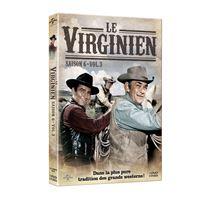 Le Virginien Saison 6 Volume 3 DVD