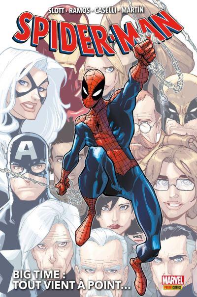 Spider-Man : Big Time T01 - Tout vient à point... - 9782809490695 - 21,99 €