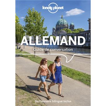 Guide Lonely Planet Guide de conversation allemand