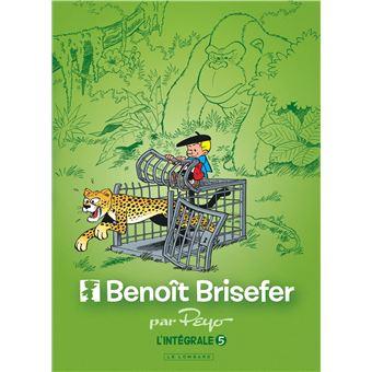 Benoît BriseferL'intégrale