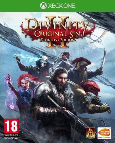 Divinity Original Sin 2 Edition Définitive Xbox One