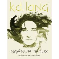 Ingenue Redux: Live From the Majestic Theatre - DVD