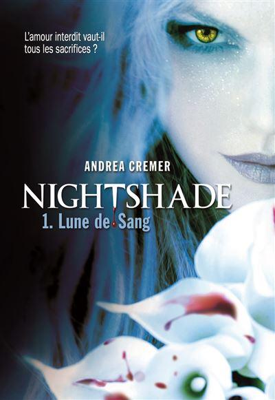 Nightshade (Tome 1-Lune de Sang)