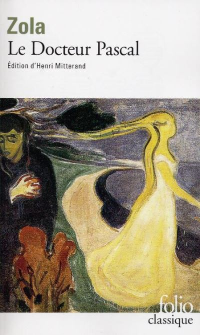 Les Rougon-Macquart (Tome 20) - Le Docteur Pascal - 9782072736650 - 9,49 €