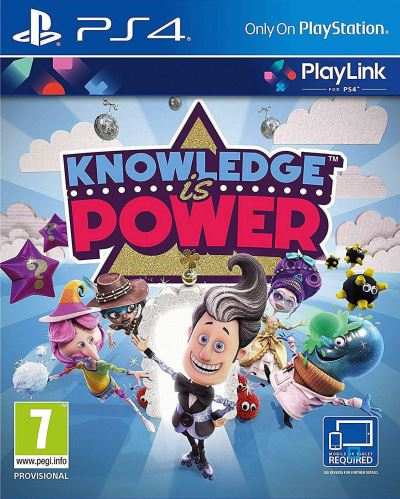 Knowledge is Power PS4 - Gamme PlayLink