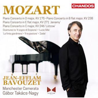 Mozart Piano Concertos Volume 5