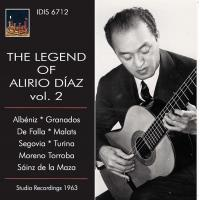 The Legend of Alirio Diaz Volume 2